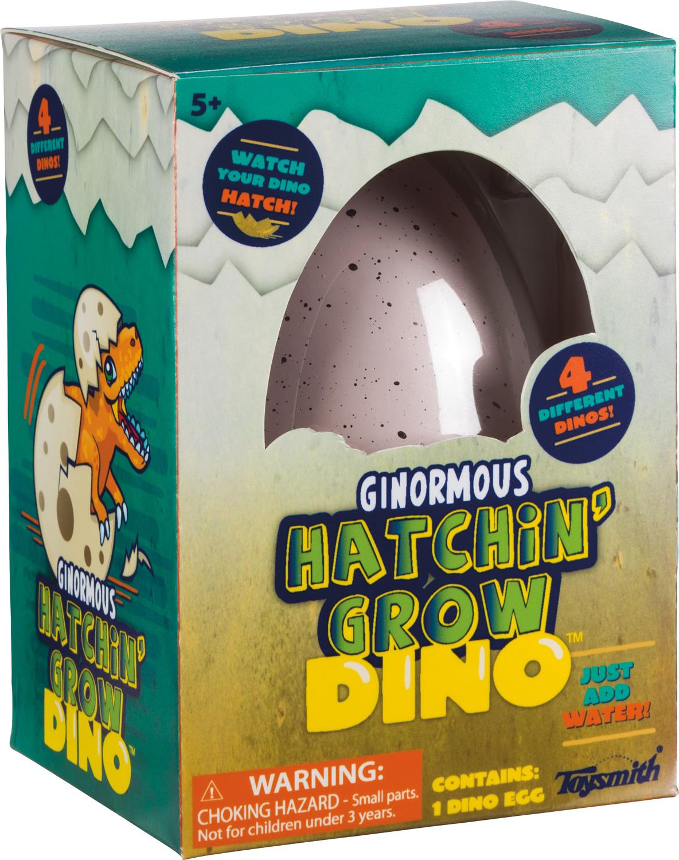 GINORMOUS GROW DINO EGG