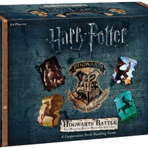Harry Potter Hogwarts Battle A Cooperative Deck-Building Game