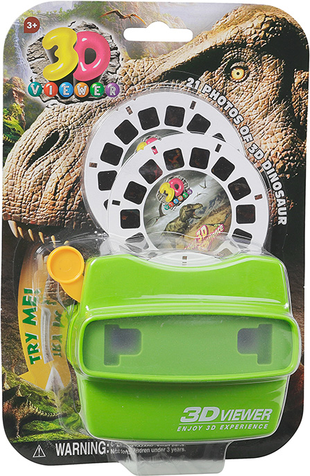 3D Viewers Dinosaur
