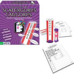 Scattergories® Categories