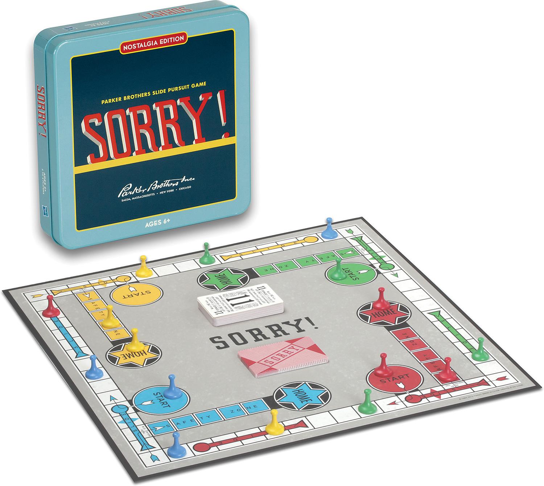 Nostalgia Tin-Sorry