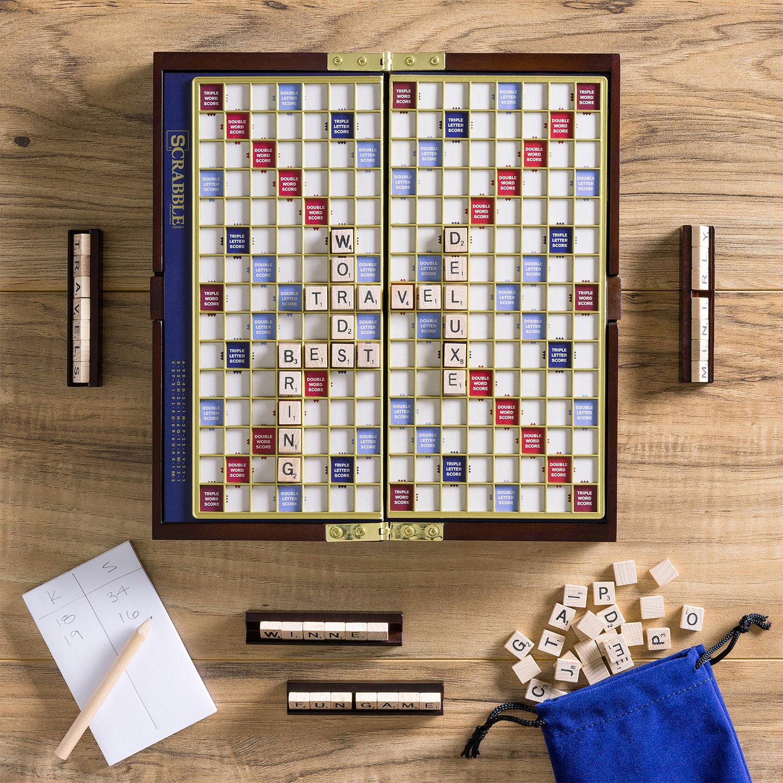 Scrabble Travel Deluxe