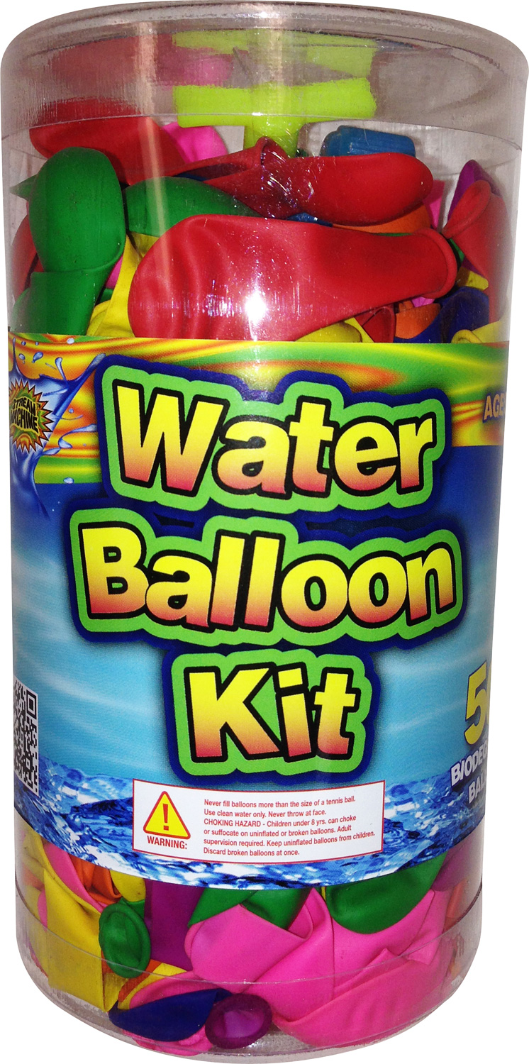 Balloon Refill Kit 500 ct