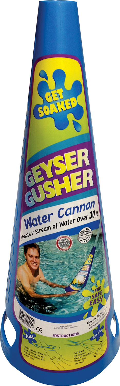 Geyser Gusher
