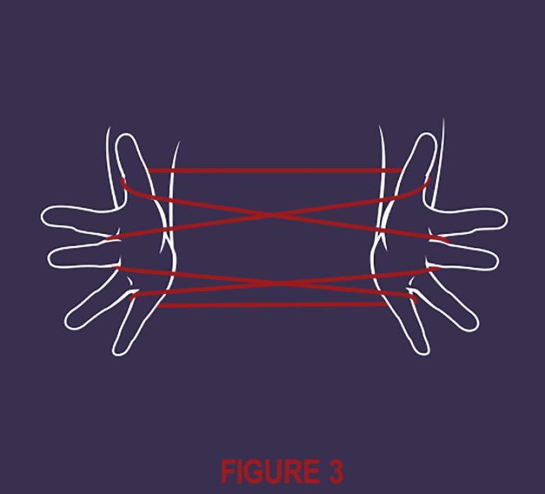 Calico Cradle step 3
